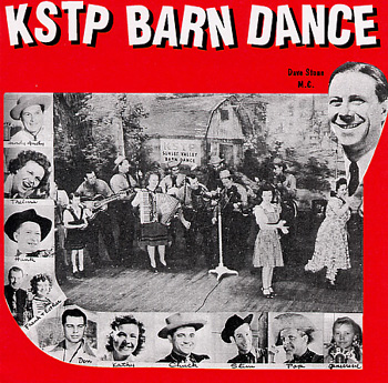 'KSTP Barn Dance' cover